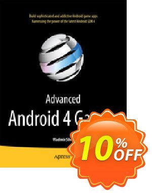 Advanced Android 4 Games (Silva) discount coupon Advanced Android 4 Games (Silva) Deal - Advanced Android 4 Games (Silva) Exclusive Easter Sale offer for iVoicesoft