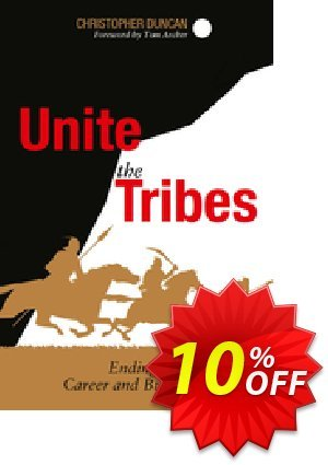 Unite the Tribes (Duncan) discount coupon Unite the Tribes (Duncan) Deal - Unite the Tribes (Duncan) Exclusive Easter Sale offer for iVoicesoft