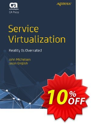 Service Virtualization (Michelsen) discount coupon Service Virtualization (Michelsen) Deal - Service Virtualization (Michelsen) Exclusive Easter Sale offer for iVoicesoft