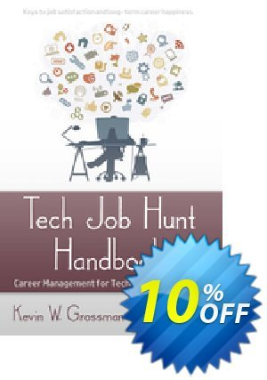 Tech Job Hunt Handbook (Grossman) discount coupon Tech Job Hunt Handbook (Grossman) Deal - Tech Job Hunt Handbook (Grossman) Exclusive Easter Sale offer for iVoicesoft