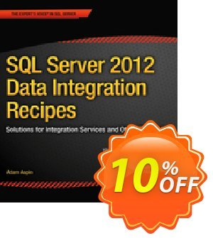 SQL Server 2012 Data Integration Recipes (Aspin) discount coupon SQL Server 2012 Data Integration Recipes (Aspin) Deal - SQL Server 2012 Data Integration Recipes (Aspin) Exclusive Easter Sale offer for iVoicesoft