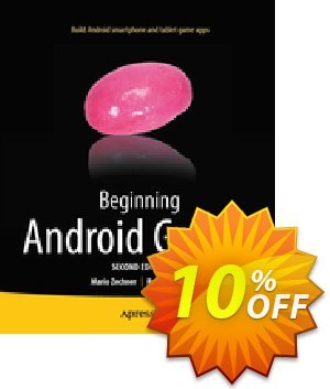 Beginning Android Games (Green) discount coupon Beginning Android Games (Green) Deal - Beginning Android Games (Green) Exclusive Easter Sale offer for iVoicesoft