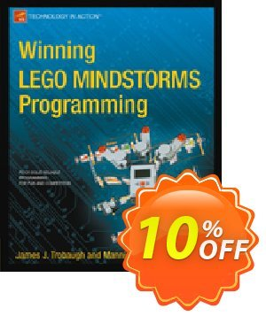 Winning LEGO MINDSTORMS Programming (Trobaugh) discount coupon Winning LEGO MINDSTORMS Programming (Trobaugh) Deal - Winning LEGO MINDSTORMS Programming (Trobaugh) Exclusive Easter Sale offer for iVoicesoft