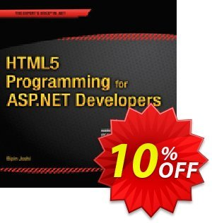 HTML5 Programming for ASP.NET Developers (Joshi) discount coupon HTML5 Programming for ASP.NET Developers (Joshi) Deal - HTML5 Programming for ASP.NET Developers (Joshi) Exclusive Easter Sale offer for iVoicesoft