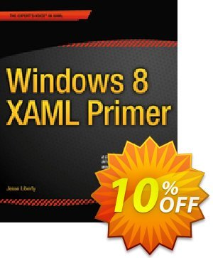 Windows 8 XAML Primer (Liberty) discount coupon Windows 8 XAML Primer (Liberty) Deal - Windows 8 XAML Primer (Liberty) Exclusive Easter Sale offer for iVoicesoft