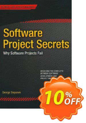 Software Projects Secrets (Stepanek) discount coupon Software Projects Secrets (Stepanek) Deal - Software Projects Secrets (Stepanek) Exclusive Easter Sale offer for iVoicesoft