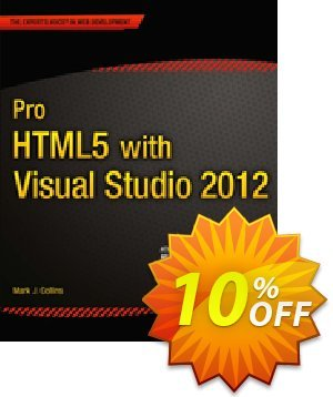Pro HTML5 with Visual Studio 2012 (Collins) discount coupon Pro HTML5 with Visual Studio 2012 (Collins) Deal - Pro HTML5 with Visual Studio 2012 (Collins) Exclusive Easter Sale offer for iVoicesoft