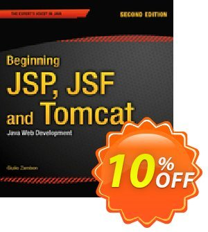 Beginning JSP, JSF and Tomcat (Zambon) discount coupon Beginning JSP, JSF and Tomcat (Zambon) Deal - Beginning JSP, JSF and Tomcat (Zambon) Exclusive Easter Sale offer for iVoicesoft