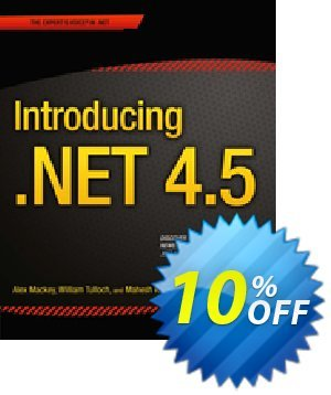 Introducing .NET 4.5 (Mackey) discount coupon Introducing .NET 4.5 (Mackey) Deal - Introducing .NET 4.5 (Mackey) Exclusive Easter Sale offer for iVoicesoft