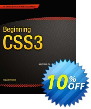Beginning CSS3 (Powers) discount coupon Beginning CSS3 (Powers) Deal - Beginning CSS3 (Powers) Exclusive Easter Sale offer for iVoicesoft