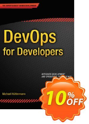 DevOps for Developers (Hüttermann) discount coupon DevOps for Developers (Hüttermann) Deal - DevOps for Developers (Hüttermann) Exclusive Easter Sale offer for iVoicesoft