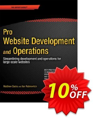 Pro Website Development and Operations (Sacks) discount coupon Pro Website Development and Operations (Sacks) Deal - Pro Website Development and Operations (Sacks) Exclusive Easter Sale offer for iVoicesoft