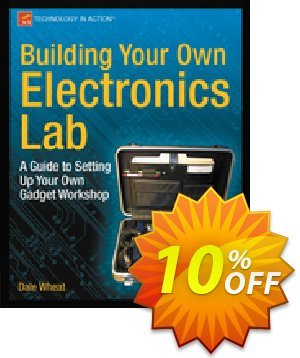 Building Your Own Electronics Lab (Wheat) discount coupon Building Your Own Electronics Lab (Wheat) Deal - Building Your Own Electronics Lab (Wheat) Exclusive Easter Sale offer for iVoicesoft