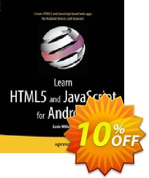 Learn HTML5 and JavaScript for Android (Williams) discount coupon Learn HTML5 and JavaScript for Android (Williams) Deal - Learn HTML5 and JavaScript for Android (Williams) Exclusive Easter Sale offer for iVoicesoft