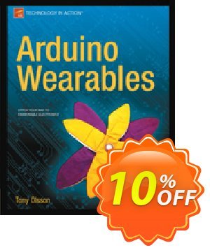 Arduino Wearables (Olsson) discount coupon Arduino Wearables (Olsson) Deal - Arduino Wearables (Olsson) Exclusive Easter Sale offer for iVoicesoft