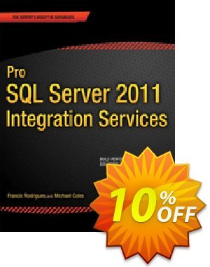 Pro SQL Server 2012 Integration Services (Rodrigues) discount coupon Pro SQL Server 2012 Integration Services (Rodrigues) Deal - Pro SQL Server 2012 Integration Services (Rodrigues) Exclusive Easter Sale offer for iVoicesoft