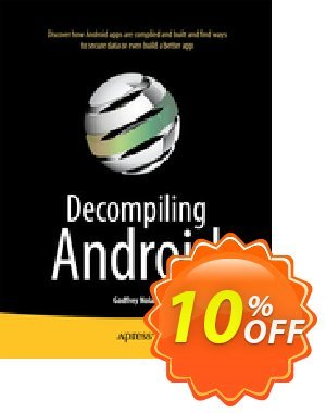 Decompiling Android (Nolan) discount coupon Decompiling Android (Nolan) Deal - Decompiling Android (Nolan) Exclusive Easter Sale offer for iVoicesoft