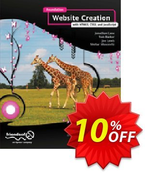 Foundation Website Creation with HTML5, CSS3, and JavaScript (Lewis) discount coupon Foundation Website Creation with HTML5, CSS3, and JavaScript (Lewis) Deal - Foundation Website Creation with HTML5, CSS3, and JavaScript (Lewis) Exclusive Easter Sale offer for iVoicesoft