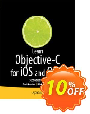 Learn Objective-C on the Mac (Knaster) discount coupon Learn Objective-C on the Mac (Knaster) Deal - Learn Objective-C on the Mac (Knaster) Exclusive Easter Sale offer for iVoicesoft