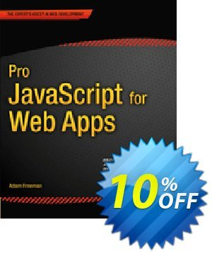 Pro JavaScript for Web Apps (Freeman) discount coupon Pro JavaScript for Web Apps (Freeman) Deal - Pro JavaScript for Web Apps (Freeman) Exclusive Easter Sale offer for iVoicesoft