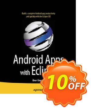 Android Apps with Eclipse (Cinar) discount coupon Android Apps with Eclipse (Cinar) Deal - Android Apps with Eclipse (Cinar) Exclusive Easter Sale offer for iVoicesoft