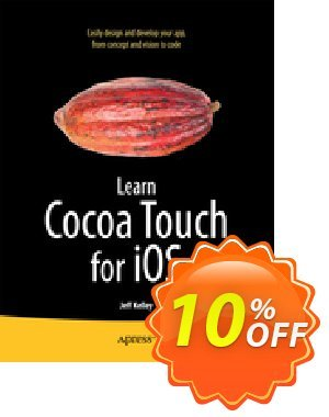 Learn Cocoa Touch for iOS (Kelley) discount coupon Learn Cocoa Touch for iOS (Kelley) Deal - Learn Cocoa Touch for iOS (Kelley) Exclusive Easter Sale offer for iVoicesoft