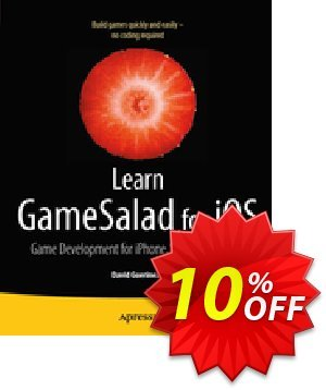 Learn GameSalad for iOS (Guerineau) discount coupon Learn GameSalad for iOS (Guerineau) Deal - Learn GameSalad for iOS (Guerineau) Exclusive Easter Sale offer for iVoicesoft