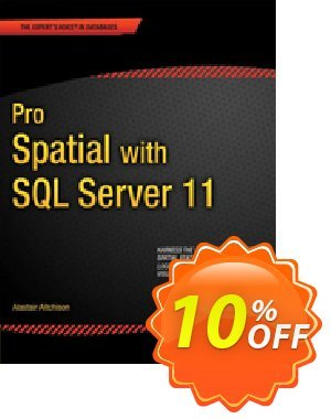 Pro Spatial with SQL Server 2012 (Aitchison) discount coupon Pro Spatial with SQL Server 2012 (Aitchison) Deal - Pro Spatial with SQL Server 2012 (Aitchison) Exclusive Easter Sale offer for iVoicesoft