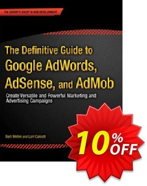 The Definitive Guide to Google AdWords (Weller) discount coupon The Definitive Guide to Google AdWords (Weller) Deal - The Definitive Guide to Google AdWords (Weller) Exclusive Easter Sale offer for iVoicesoft