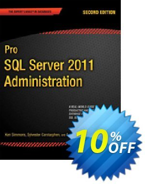 Pro SQL Server 2012 Administration (Simmons) discount coupon Pro SQL Server 2012 Administration (Simmons) Deal - Pro SQL Server 2012 Administration (Simmons) Exclusive Easter Sale offer for iVoicesoft