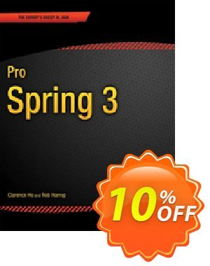 Pro Spring 3 (Harrop) discount coupon Pro Spring 3 (Harrop) Deal - Pro Spring 3 (Harrop) Exclusive Easter Sale offer for iVoicesoft