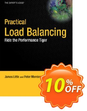Practical Load Balancing (Membrey) discount coupon Practical Load Balancing (Membrey) Deal - Practical Load Balancing (Membrey) Exclusive Easter Sale offer for iVoicesoft