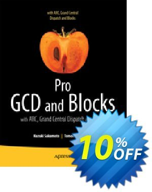 Pro Multithreading and Memory Management for iOS and OS X (Sakamoto) discount coupon Pro Multithreading and Memory Management for iOS and OS X (Sakamoto) Deal - Pro Multithreading and Memory Management for iOS and OS X (Sakamoto) Exclusive Easter Sale offer for iVoicesoft