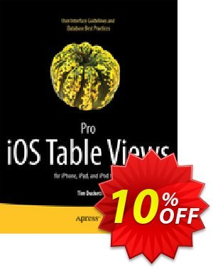 Pro iOS Table Views (Duckett) discount coupon Pro iOS Table Views (Duckett) Deal - Pro iOS Table Views (Duckett) Exclusive Easter Sale offer for iVoicesoft