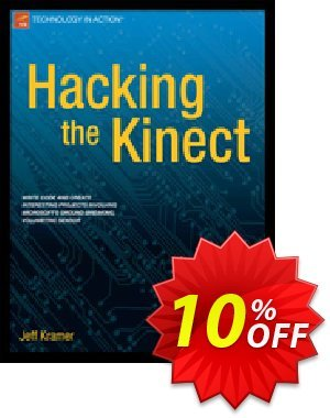 Hacking the Kinect (Kramer) discount coupon Hacking the Kinect (Kramer) Deal - Hacking the Kinect (Kramer) Exclusive Easter Sale offer for iVoicesoft
