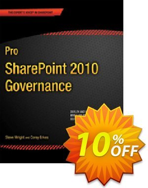 Pro SharePoint 2010 Governance (Wright) discount coupon Pro SharePoint 2010 Governance (Wright) Deal - Pro SharePoint 2010 Governance (Wright) Exclusive Easter Sale offer for iVoicesoft