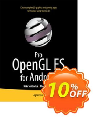 Pro OpenGL ES for Android (Smithwick) discount coupon Pro OpenGL ES for Android (Smithwick) Deal - Pro OpenGL ES for Android (Smithwick) Exclusive Easter Sale offer for iVoicesoft