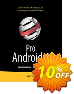 Pro Android 4 (Komatineni) discount coupon Pro Android 4 (Komatineni) Deal - Pro Android 4 (Komatineni) Exclusive Easter Sale offer for iVoicesoft