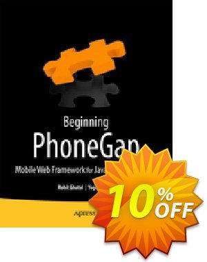 Beginning PhoneGap (Ghatol) discount coupon Beginning PhoneGap (Ghatol) Deal - Beginning PhoneGap (Ghatol) Exclusive Easter Sale offer for iVoicesoft