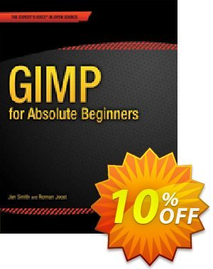 GIMP for Absolute Beginners (Smith) discount coupon GIMP for Absolute Beginners (Smith) Deal - GIMP for Absolute Beginners (Smith) Exclusive Easter Sale offer for iVoicesoft