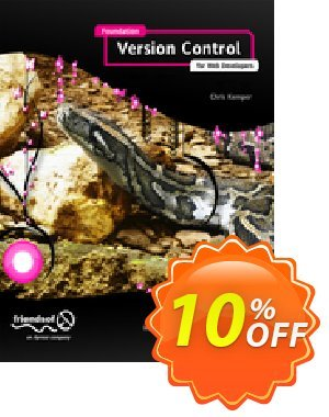 Foundation Version Control for Web Developers (Kemper) discount coupon Foundation Version Control for Web Developers (Kemper) Deal - Foundation Version Control for Web Developers (Kemper) Exclusive Easter Sale offer for iVoicesoft