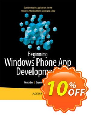 Beginning Windows Phone App Development (Lee) discount coupon Beginning Windows Phone App Development (Lee) Deal - Beginning Windows Phone App Development (Lee) Exclusive Easter Sale offer for iVoicesoft