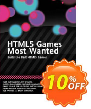 HTML5 Games Most Wanted (Kuryanovich) discount coupon HTML5 Games Most Wanted (Kuryanovich) Deal - HTML5 Games Most Wanted (Kuryanovich) Exclusive Easter Sale offer for iVoicesoft