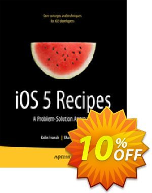 iOS 5 Recipes (Grimes) discount coupon iOS 5 Recipes (Grimes) Deal - iOS 5 Recipes (Grimes) Exclusive Easter Sale offer for iVoicesoft