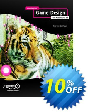 Foundation Game Design with ActionScript 3.0 (van der Spuy) discount coupon Foundation Game Design with ActionScript 3.0 (van der Spuy) Deal - Foundation Game Design with ActionScript 3.0 (van der Spuy) Exclusive Easter Sale offer for iVoicesoft