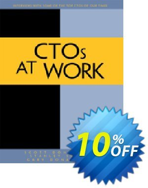 CTOs at Work (Donaldson) discount coupon CTOs at Work (Donaldson) Deal - CTOs at Work (Donaldson) Exclusive Easter Sale offer for iVoicesoft