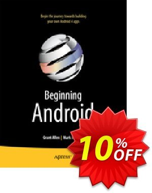 Beginning Android 4 (Murphy) discount coupon Beginning Android 4 (Murphy) Deal - Beginning Android 4 (Murphy) Exclusive Easter Sale offer for iVoicesoft
