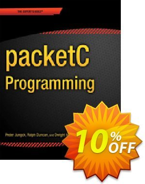packetC Programming (Jungck) discount coupon packetC Programming (Jungck) Deal - packetC Programming (Jungck) Exclusive Easter Sale offer for iVoicesoft