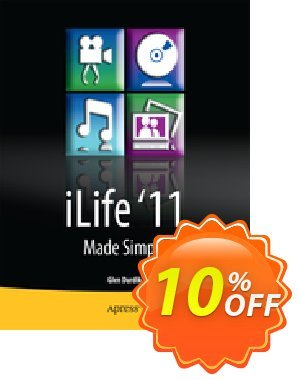 iLife '11 Made Simple (Durdik) 優惠券,折扣碼 iLife '11 Made Simple (Durdik) Deal,促銷代碼: iLife '11 Made Simple (Durdik) Exclusive Easter Sale offer for iVoicesoft