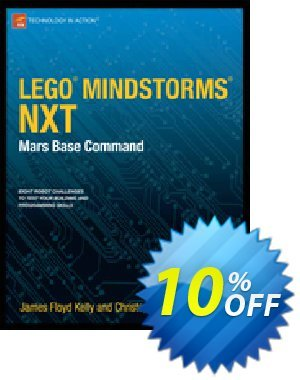 LEGO MINDSTORMS NXT: Mars Base Command (Floyd Kelly) discount coupon LEGO MINDSTORMS NXT: Mars Base Command (Floyd Kelly) Deal - LEGO MINDSTORMS NXT: Mars Base Command (Floyd Kelly) Exclusive Easter Sale offer for iVoicesoft